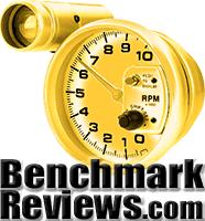 Benchmark Reviews Golden Tachometer Award
