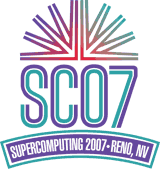 SC07 SuperComputing Coverage