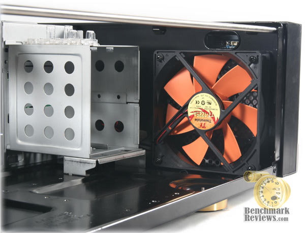 Thermaltake DH101 HTPC ATX Case VF7001BNS