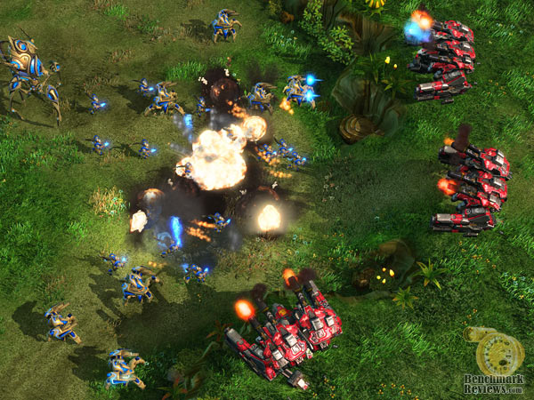 Starcraft 2 Video Game Preview for PC