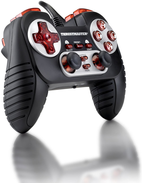 Thrustmaster Dual Trigger 3-in-1 Rumble Force Gamepad