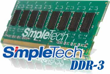 SimpleTech PC3-10600 S1024R5NP2QA DDR3 1333MHz CL9 2x1GB RAM System Memory Kit Performance Review